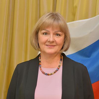 Ферапонтова Ирина Константиновна