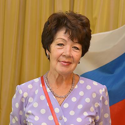 Лысенко Римма Андреевна