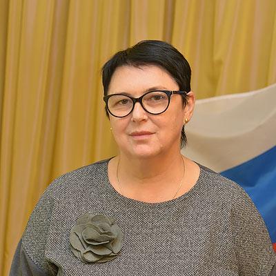 Новикова Марина Борисовна