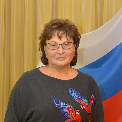Тузова Любовь Андреевна