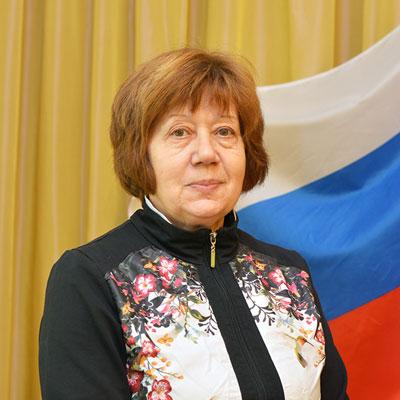 Логинова Ирина Николаевна