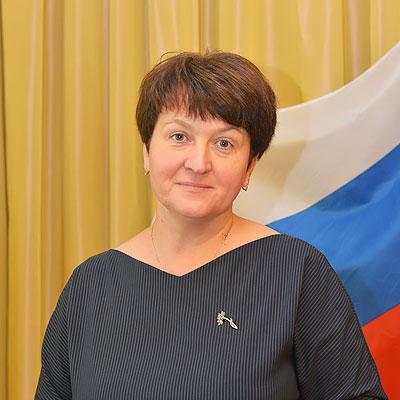 Китаева Ольга Александровна