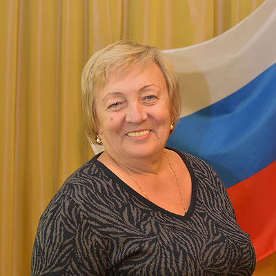 Матрос Наталья Дорофеевна