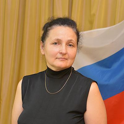 Ушинина Елена Борисовна