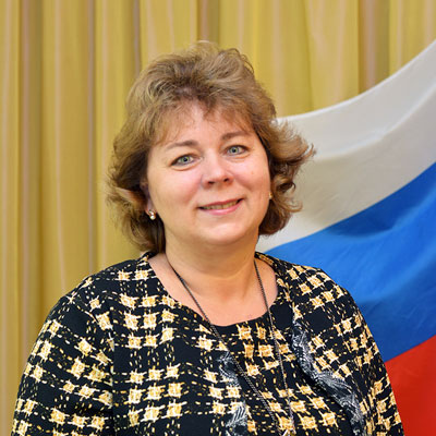 Ломова Елена Александровна